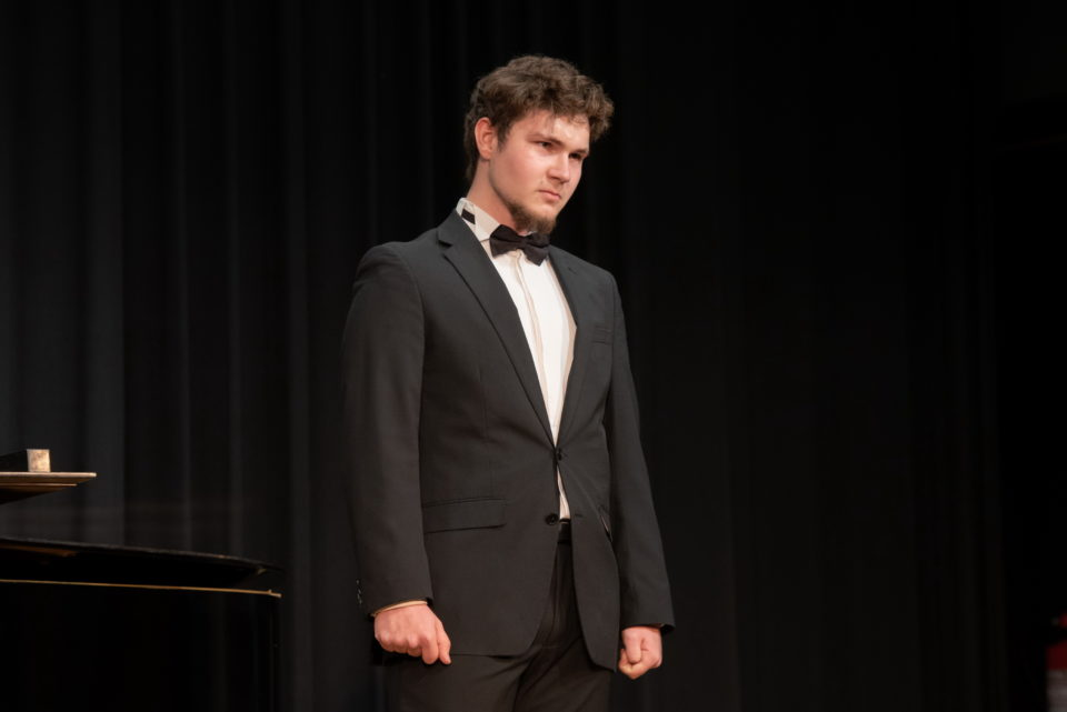 Horia Constantin Radu (Nachwuchspreis männlich) (c) Immling Festival - Nicole Richter