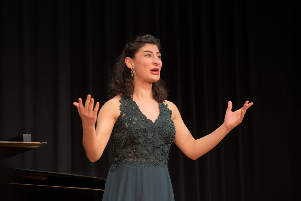 Ketevan Chuntishvili (2. Preis und Publikumspreis) (c) Immling Festival - Nicole Richter