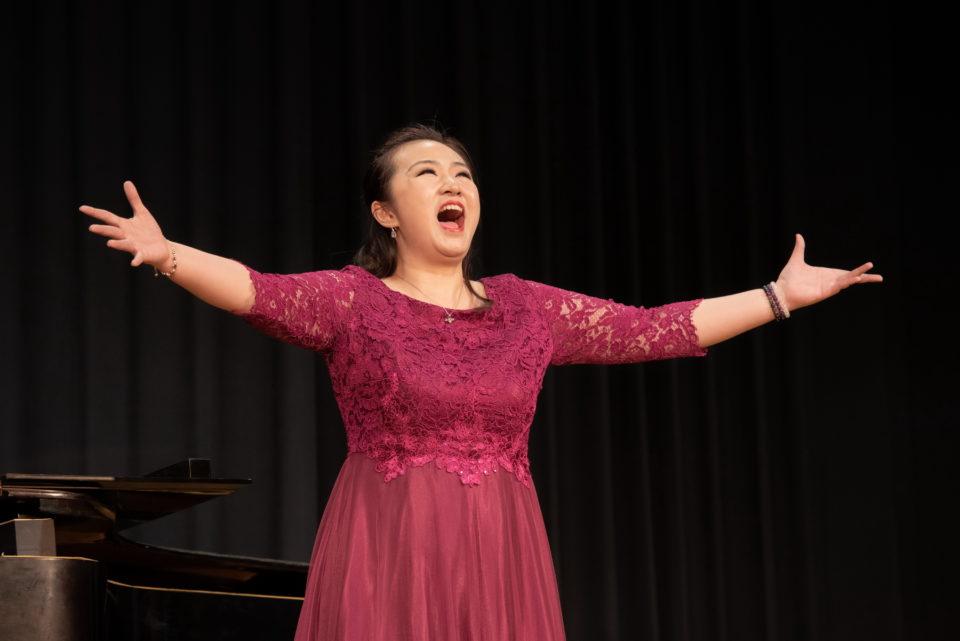 Liying Yang (Finalistin) (c) Immling Festival - Nicole Richter