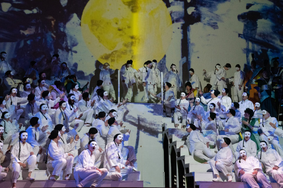 Ensemble `Turandot` - 1 (Foto Nicole Richter)