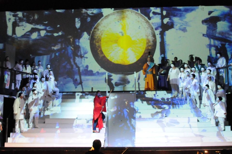 Ensemble `Turandot` - 1 (Foto Verena von Kerssenbrock)