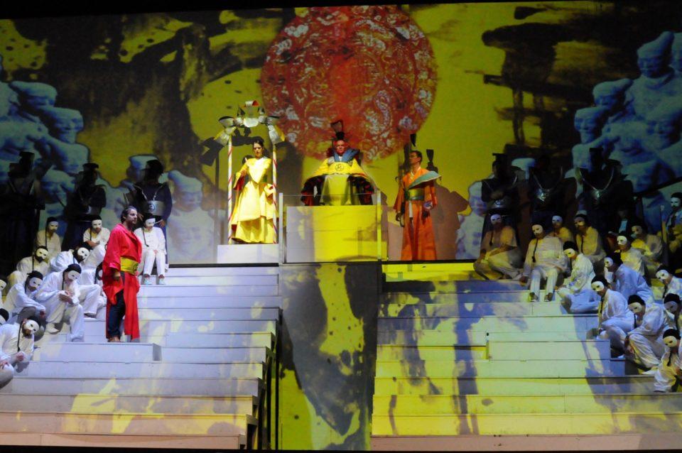 Ensemble `Turandot` - 4 (Foto Verena von Kerssenbrock)